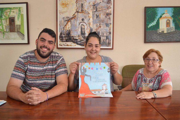 Jubrique presenta el cartel de la Feria y Fiestas de San Francisco de Asís