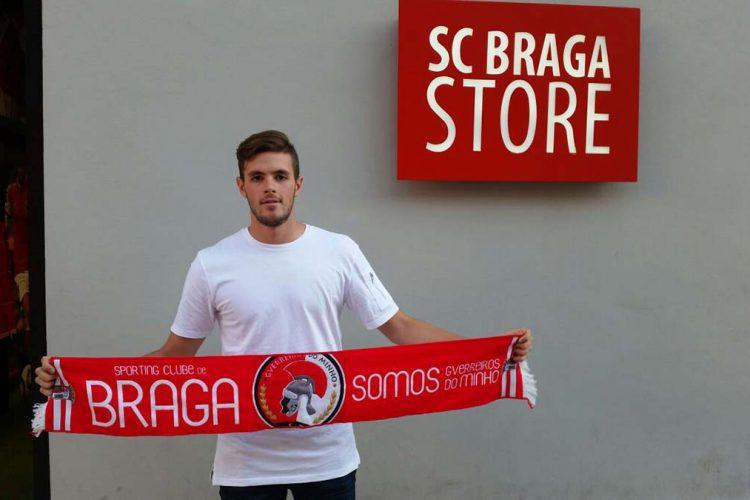 El portero rondeño Curro Harillo firma con el Braga de Portugal