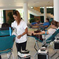 El Centro Regional de Transfusión Sanguínea realiza el jueves una jornada extraordinaria de donación de sangre este jueves