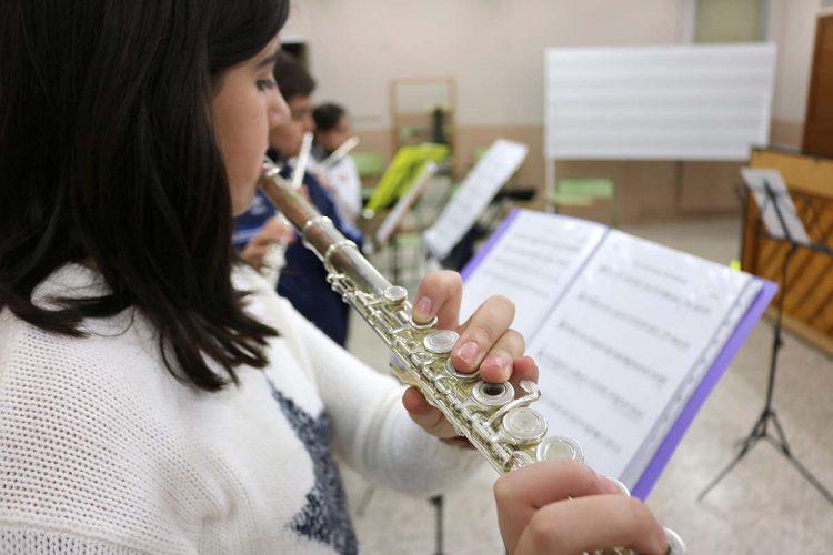 Educación amplía el plazo de matriculación para la Escuela de Música y de Danza hasta el 28 de septiembre