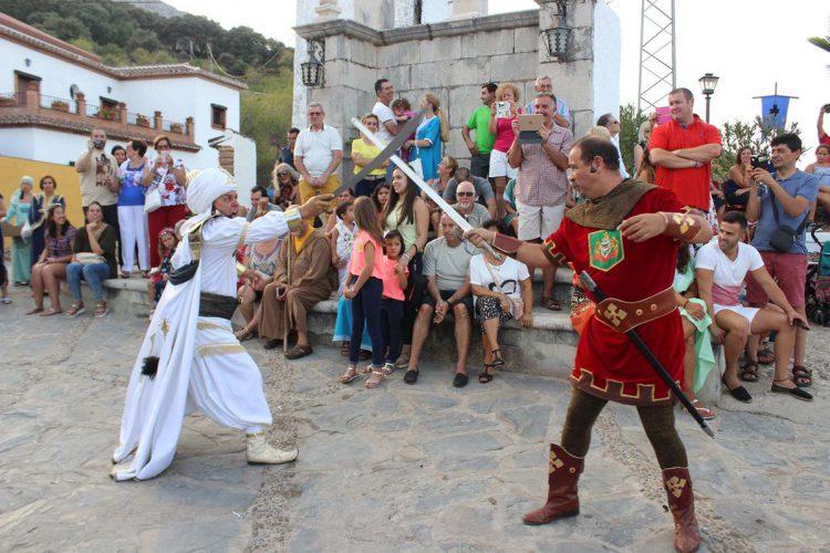 Moros y Cristianos en Benadalid: el rescate de San Isidoro