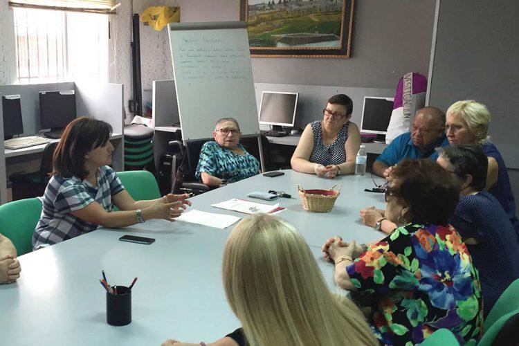 El Área Sanitaria mejora la accesibilidad del centro de salud Ronda Sur-Santa Bárbara