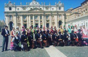 La Asociación Cultural Abul Beka en el Vaticano.