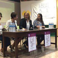 Profesionales del Área Sanitaria Serranía participan en una jornada sobre Alzheimer en El Burgo
