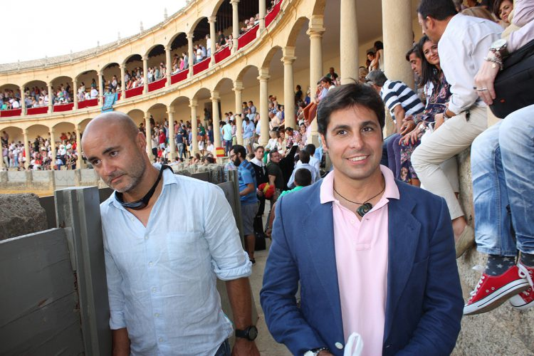 Francisco Rivera Ordóñez propone al Ayuntamiento adelantar la Goyesca de este año al día 31 de agosto, lo que también supondría anticipar la Feria