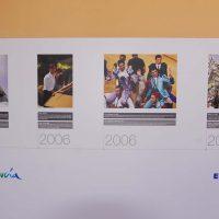 Santo Domingo acoge las 60 fotografías de la exposición 'Andalucía, un destino de cine' de EFE