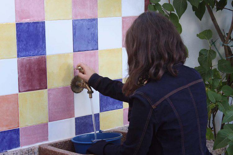 Más de cien familias se acogen al Programa de Garantía de Suministro de Agua