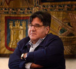 El autor venezolano Luis Pérez Oramas.