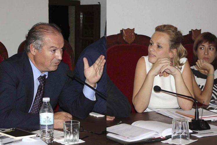 Marín Lara pone contra las cuerdas a Sánchez en el Pleno por la crisis del CD Ronda