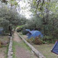 El Camping Conejeras de Parauta, en Plena Sierra de las Nieves, inicia su actividad