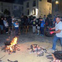 Faraján celebrará su tradicional tostón de castañas con motivo de Todos los Santos