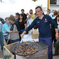 Pujerra vivirá este fin de semana su XIV edición de la Fiesta de la Castaña