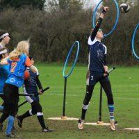 Ronda acogerá este fin de semana la II Copa Región Sur de Quidditch, deporte basado en la saga literaria de Harry Potter