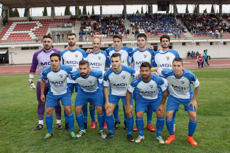 El CD Ronda, una vez rearmado, logra la primera victoria de la temporada en casa por 4 a 3 frente al Oriente de Almería