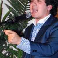 Pablo Moreno Gutiérrez. Foto Pezzi.