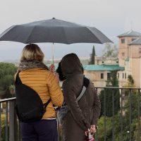 Sábado de alerta amarilla por intensas lluvias en la Serranía de Ronda