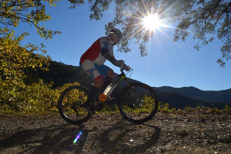 Doscientos deportistas participarán en la V Quedada Ciclista de Jubrique y Genalguacil
