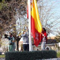 Regresan a Ronda las banderas de España y de Andalucía, pero separadas una de la otra