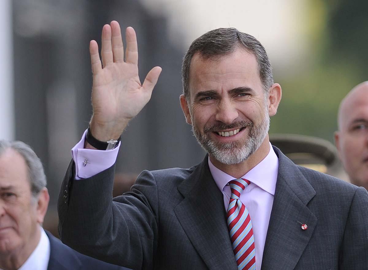 El Rey Felipe VI acepta el nombramiento de Hermano Mayor ... Felipe Vi