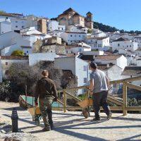 Alpandeire crea una ruta geológica en su entorno y paisajes para fomentar el turismo rural