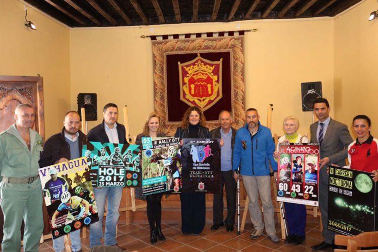 La Concejalía de Deportes presenta la V edición de la Liga Rondeña de Ultrafondo