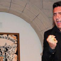 Noche de grandes maestros del cante en la tercera semifinal del Concurso de Saetas de la Peña Flamenca de Ronda