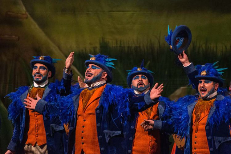 Los Cantores no logran pasar a las semifinales en Cádiz y quedan quintos en el Carnaval de Málaga