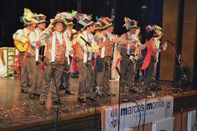 Casa Marcos Morilla pone en marcha un año más su Concurso de Carnaval para elegir el mejor tipo, popurrí y canto a Ronda