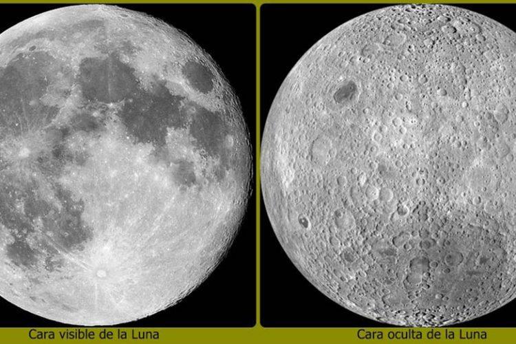 La Luna: Dos caras de una misma moneda