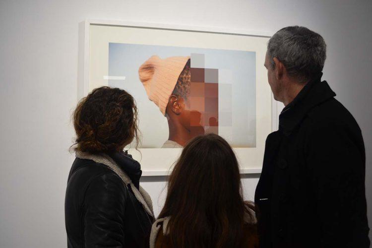Genalguacil ofrece la exposición 'El píxel protector' de Javier Hirschfeld