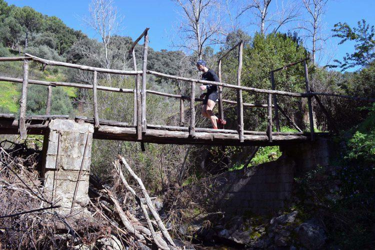 Jubrique prepara el II Trail Xtreme con un recorrido por el corazón del Valle del Genal