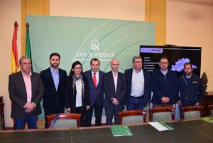 Las inversiones para las otras comarcas se han presentado hoy en Málaga.
