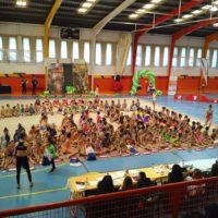 Más de 500 deportistas participarán en la XI edición del Torneo de Gimnasia Rítmica 'Ciudad de Ronda' que se celebra este domingo