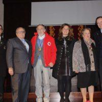 Ronda celebró el Día de Andalucía con reconocimientos a personas e instituciones que trabajan por la ciudad