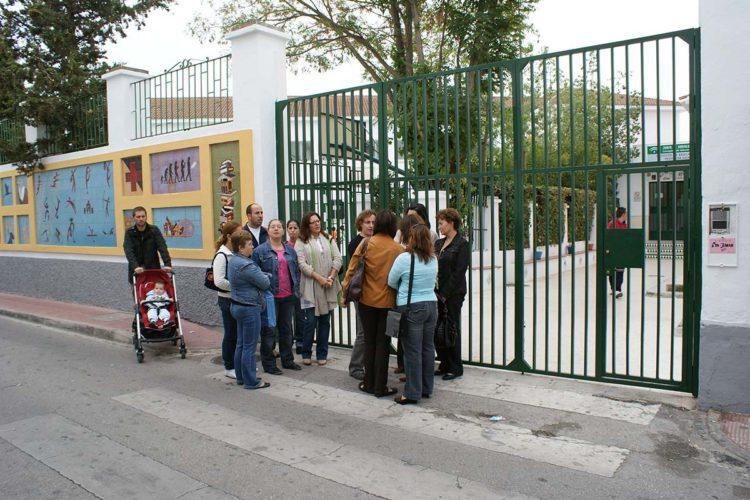 La Junta retirará el amianto de la cubierta del IES Gonzalo Huesa con una inversión de más de 315.000 euros