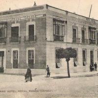 Arturo Berutich, pionero del turismo rondeño (4). Las primeras actuaciones turísticas oficiales. Los primeros organismos turísticos