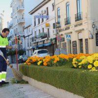 Soliarsa ha presentado una oferta de empleo para la contratación de ocho barrenderos