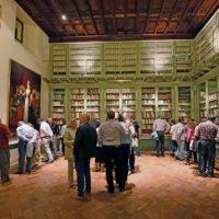 La Biblioteca de la Real Maestranza se suma al Día del Libro con una exposición sobre grabados ecuestres