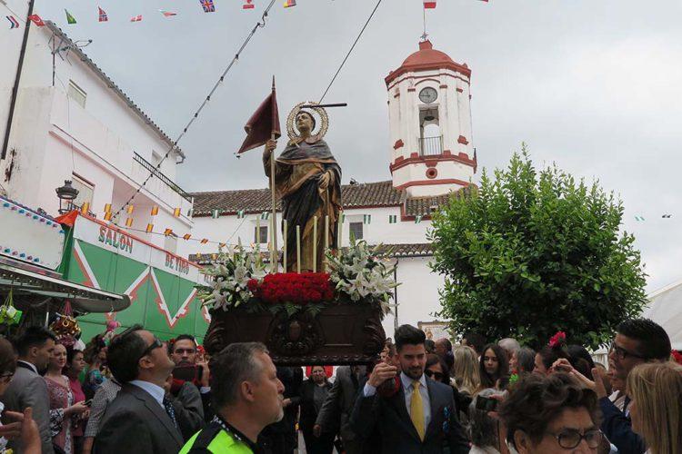 Genalguacil se prepara para vivir sus fiestas patronales de San Pedro Mártir de Verona