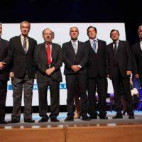 El ex alcalde Juan Fraile recibe la Medalla de Oro de la Diputación en el Día de Málaga