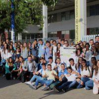 Alumnos/as del IES Martín Rivero defienden en un congreso científico celebrado en Sevilla 25 estudios de investigación