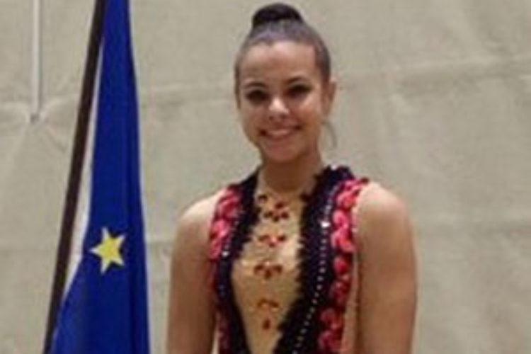 La gimnasta Lucía Esclusa obtiene el primer puesto de Andalucía en la categoría sénior