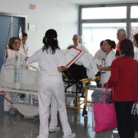 La Plataforma denuncia que se están produciendo anomalías en los ingresos en planta de algunos pacientes.