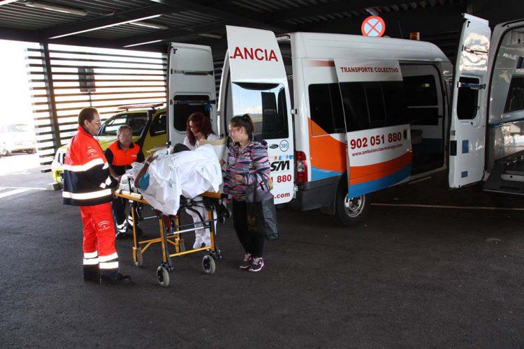 Un mermado equipo de médicos tuvo que atender 162 urgencias en un sólo día en el Hospital de la Serranía