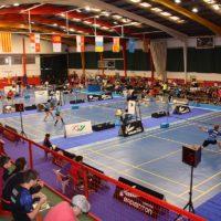 El Club Bádminton celebra este fin de semana el X Campeonato de Veteranos 'Ciudad de Ronda'