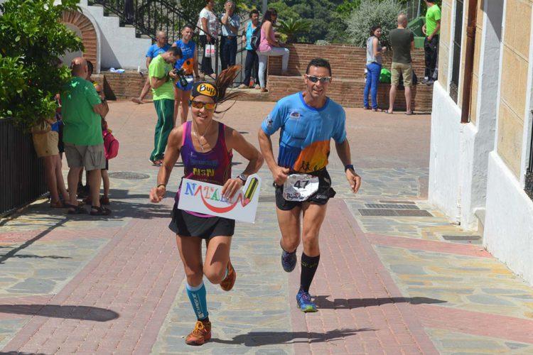 Más de 400 deportistas de toda Andalucía participarán el domingo en la CxM Alpandeire