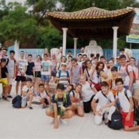 El Club Bushido de Ronda cerró la temporada con su asistencia al Trofeo de Jóvenes Promesas de Kárate de Málaga