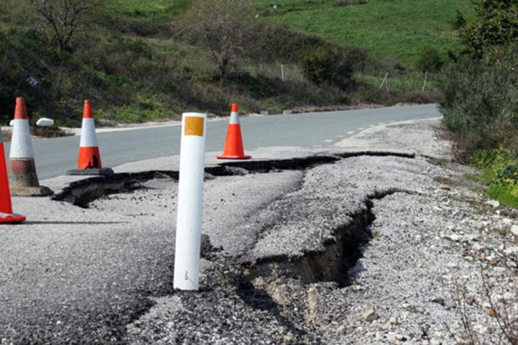 La carretera MA-9300 entre Gaucín y El Colmenar sufrirá cortes de tráfico intermitentes durante tres días por mejoras
