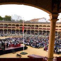 La plaza de toros acogerá este sábado 20 de octubre el Concierto del Día de la Fiesta Nacional