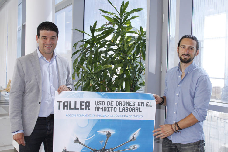 La Diputación organiza talleres de uso de drones en Benalauría, Benadalid, Gaucín, Jimera de Líbar, Jubrique y Júzcar
